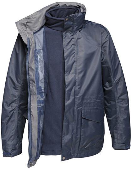 RG1470 Regatta Men´s Benson III Breathable 3 in 1 Jacket