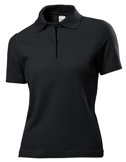 S519 Stedman® Short Sleeve Polo for women