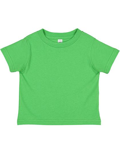 LA3321 Rabbit Skins Toddler Fine Jersey T-Shirt
