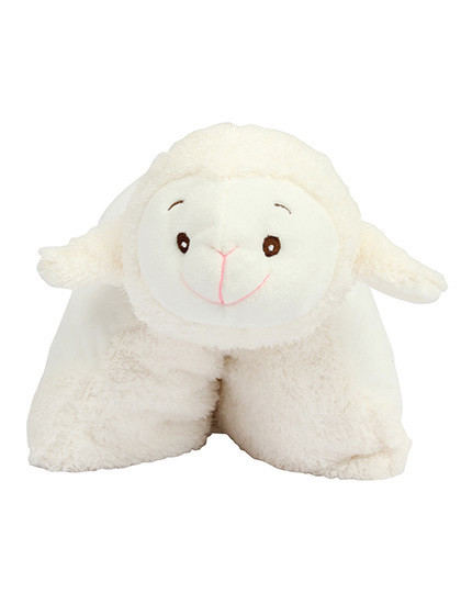 MM600 Mumbles Zippie Lamb Cushion