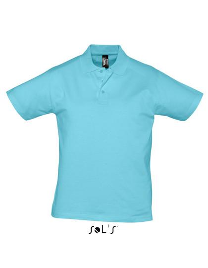 L538 SOL´S Men Polo Shirt Prescott