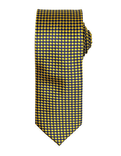 PW787 Premier Workwear Puppy Tooth Tie