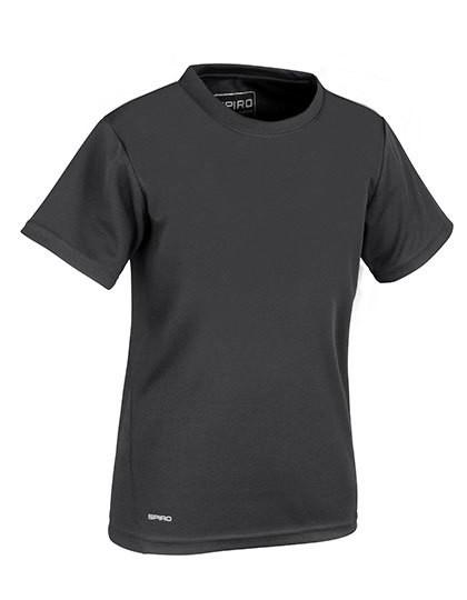 RT253J SPIRO Junior Quick Dry T-Shirt