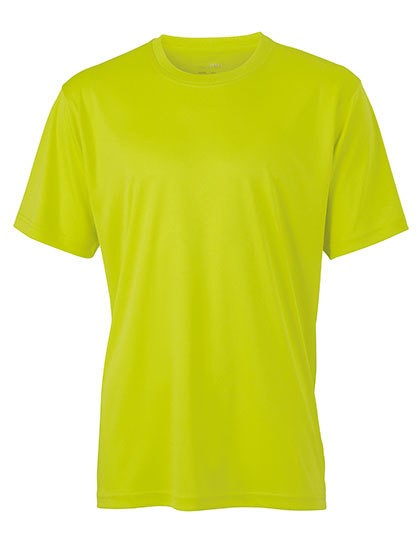JN358 James+Nicholson Mens Active-T