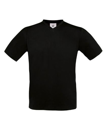 BCTU006 B&C T-Shirt Exact V-Neck