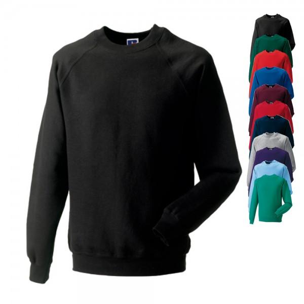 Z762 Russell Raglan-Sweatshirt