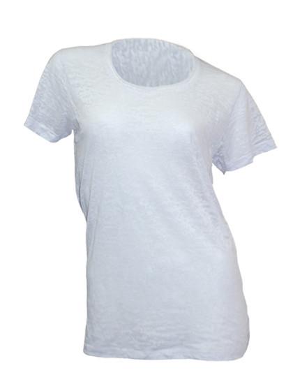 JHK701 JHK Subli Burn Out T-Shirt