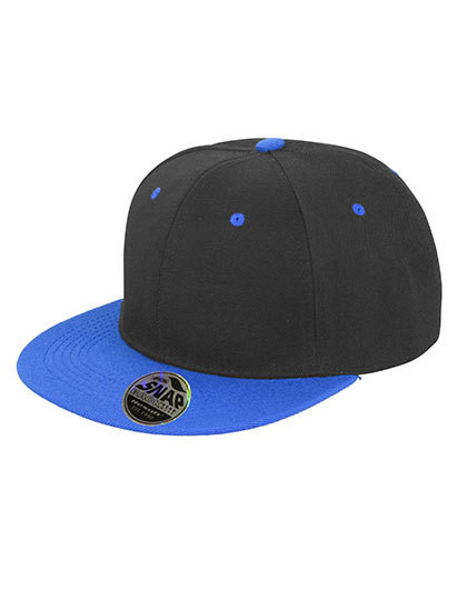 RH82 Result Headwear Bronx Dual Colour Cap