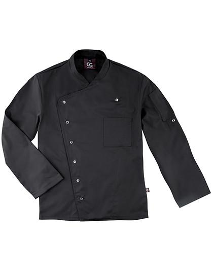 CGW3100 C.G. Workwear Chef´s Jacket Turin Man Classic