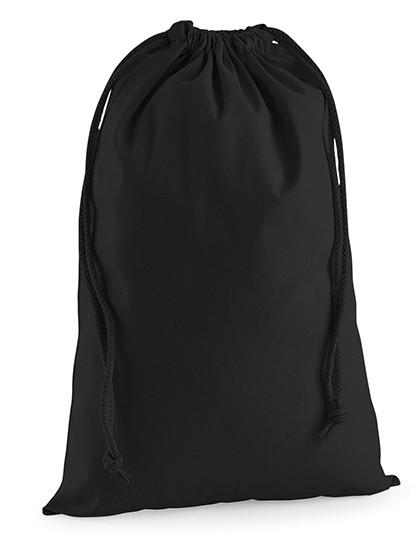 WM216 Westford Mill Premium Cotton Stuff Bag