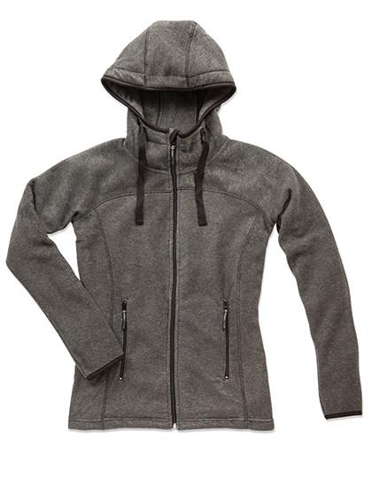 S5120 Stedman® Active Power Fleece Jacket for women