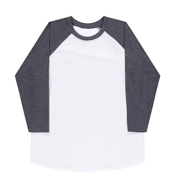 nakedshirt Jesse Unisex Baseball T-Shirt