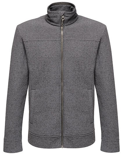RG598 Regatta Parkline Full Zip Mini Stripe Fleece