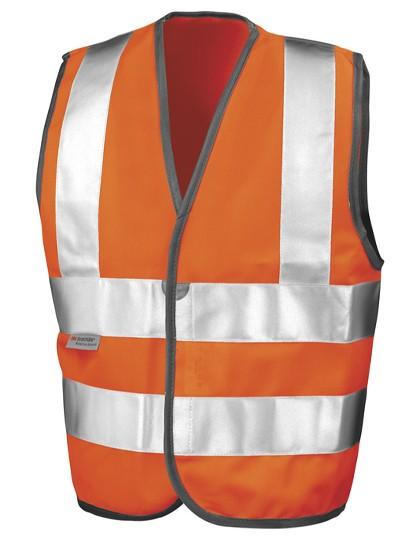 RT21J Result Junior Safety Hi-Viz Vest
