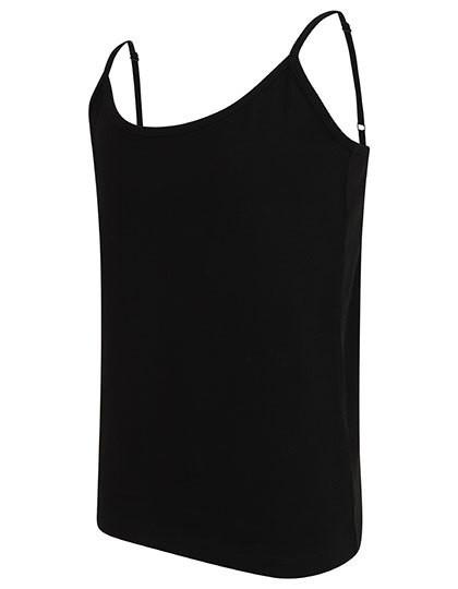 SM126 SF Minni Kids´ Feel Good Stretch Spaghetti Vest
