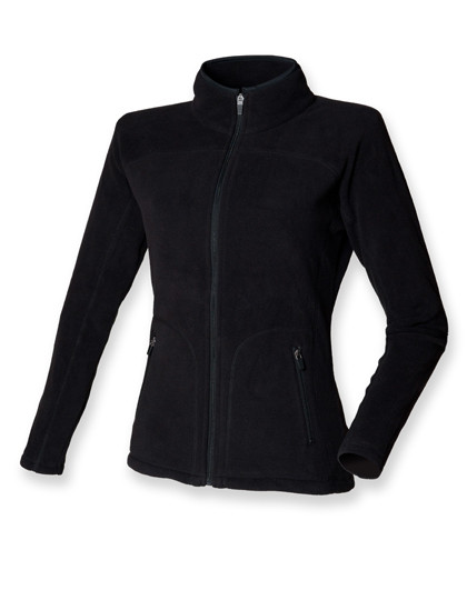 SF28 SF Women Ladies Microfleece Jacket