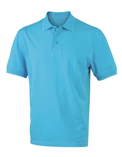 JN569 James+Nicholson Men´s Elastic Polo