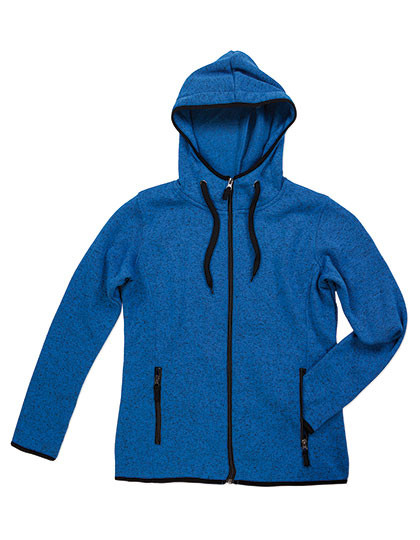S5950 Stedman® Active Knit Fleece Jacket for women