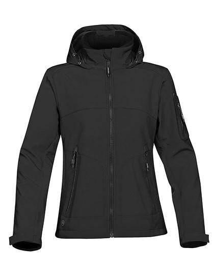 ST105F Stormtech Women`s Cruise Softshell Jacket
