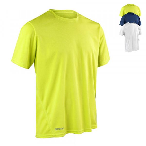 RT253M SPIRO Mens Quick Dry Shirt