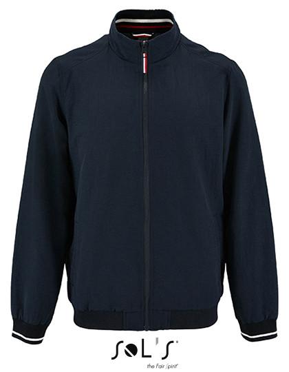 L02757 SOL´S Unisex Jacket Ralph
