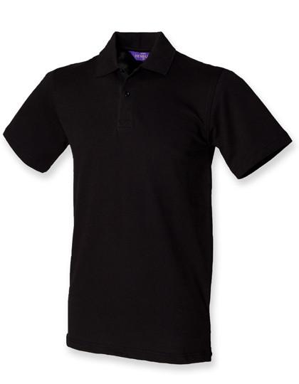 W305 Henbury Men´s Stretch Piqué Polo Shirt