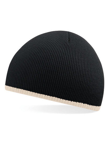 CB44C Beechfield Two-Tone Pull-On Beanie
