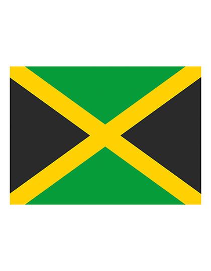 FLAGJN Fahne Jamaika