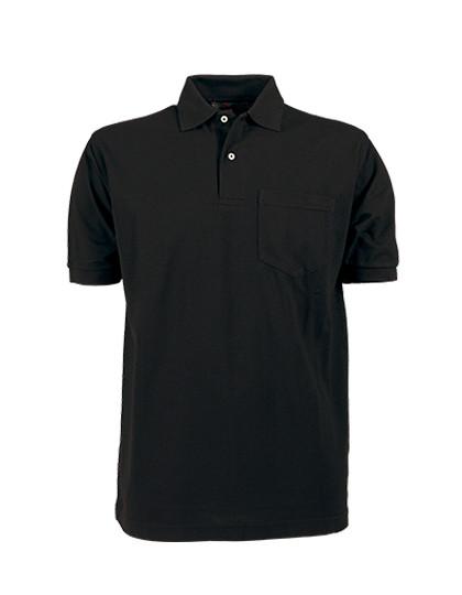 TJ2400 Tee Jays Pocket Polo Piqué