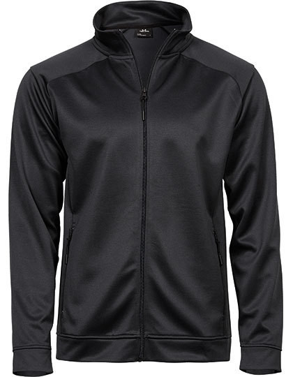 TJ5602 Tee Jays Performance Zip Sweat