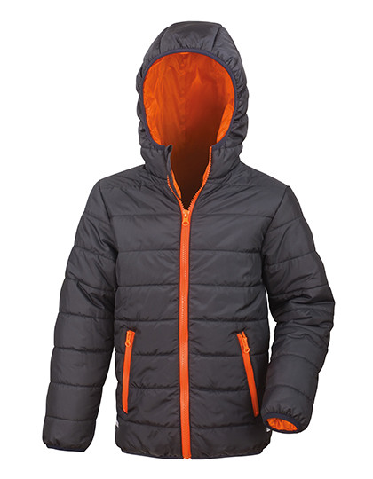 RT233Y Result Core Core Youth Padded Jacket