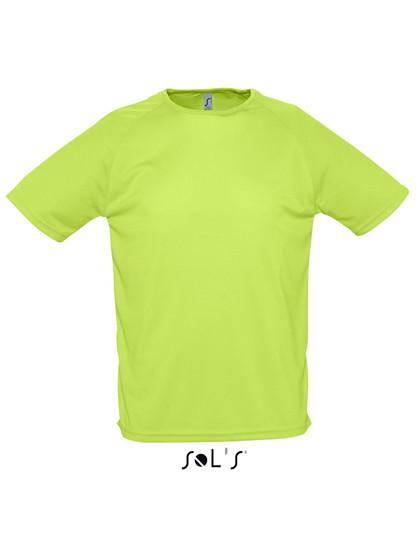 L198 SOL´S Mens Raglan Sleeves T Sporty