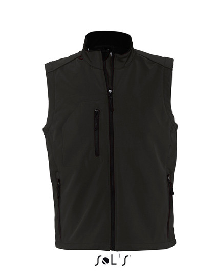 L846 SOL´S Mens Sleeveless Softshell Rallye