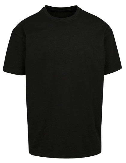 BY102 Build Your Brand Heavy Oversize Tee