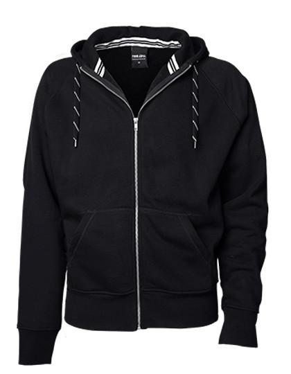 TJ5435N Tee Jays Hooded Zip-Sweat Jacket