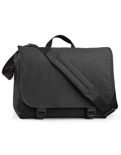 BG218 BagBase Two-Tone Digital Messenger