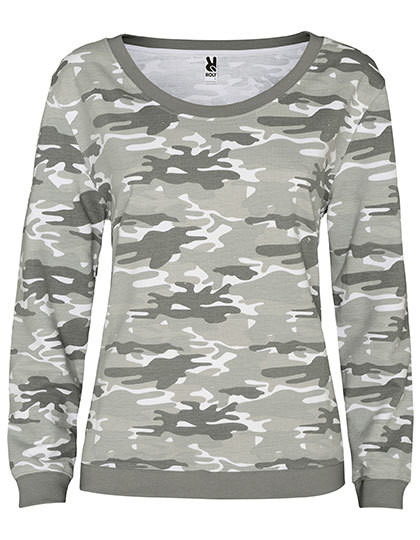 RY1032 Roly Malone Woman Sweatshirt