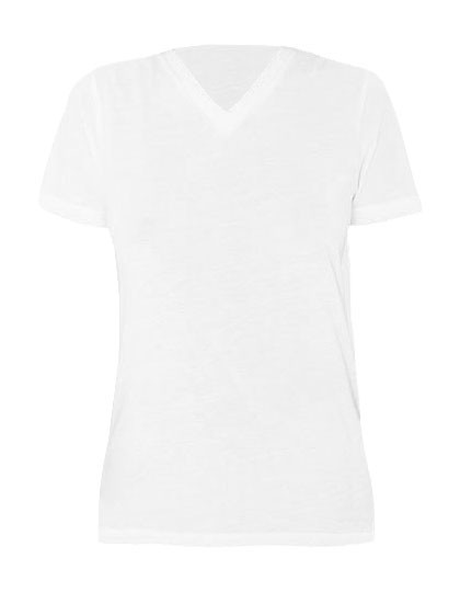 AM356 American Apparel Women´s Sublimation Classic V-Neck T-Shirt
