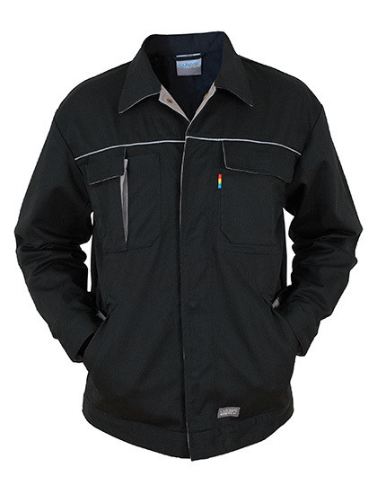 CR700 Carson Contrast Work Jacket