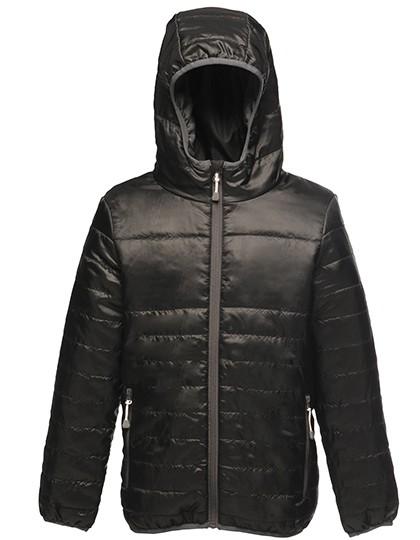 RG4540 Regatta Kids Stormforce Thermal Jacket