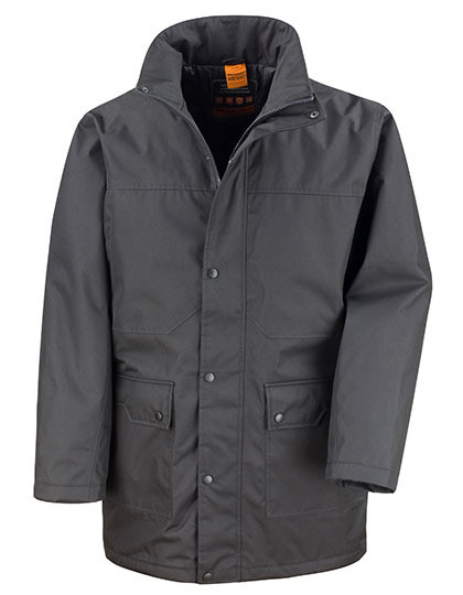 RT307 Result WORK-GUARD Platinum Managers Jacket