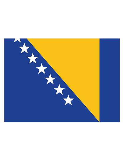 FLAGBA Fahne Bosnien und Herzegowina