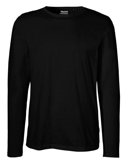NE61050 Neutral Mens Long Sleeve T-Shirt