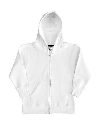 SG Kids` Heavyweight Full Zip Hoodie