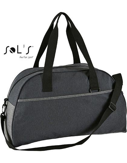 LB02118 SOL´S Bags Dual Material Travel Bag Move