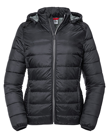 Z440F Russell Ladies´ Hooded Nano Jacket