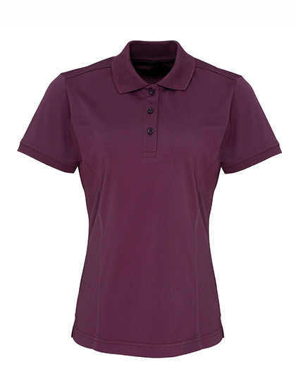 PW616 Premier Workwear Womens Coolchecker Piqué Polo
