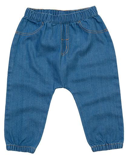 BZ54 Babybugz Baby Rocks Denim Trousers