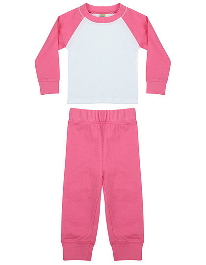 LW071 Larkwood Children`s Pyjamas