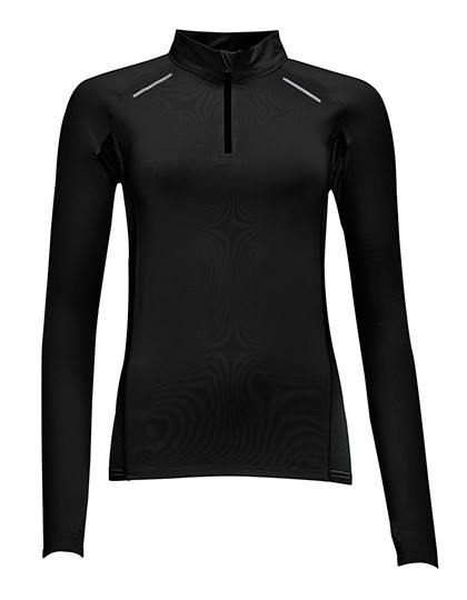 L01417 SOL´S Women`s Long Sleeve Running Shirt Berlin